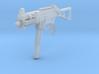 1/10th UMP45gun 3d printed