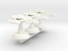 Icarus Class Battlecruiser - 1:20000 3d printed