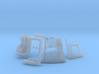 CM internal wall-cutaway version 3d printed