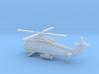 1/300 Scale SH-2 Sea Sprite 3d printed