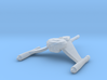 Gorn Light Cruiser (TOS-R) 1/4350 Attack Wing 3d printed
