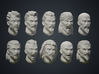 Warfaces 2 - AsianMale 3d printed