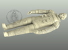 Apollo A7L Suit Pressure Garment Assembly 1:6 3d printed