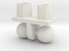 Ball Joint Crotch/ Hips Custom Lego Piece 3d printed