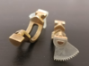 N64 Brass Gear Slots(3.40mm) 3d printed