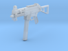 1/12th UMP45gun 3d printed
