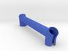 Bridge extender for Brompton M type (pre-2017) 3d printed