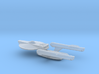 Confederation Courageous Class Scout Carrier 3d printed