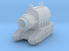 6mm OvercompensationHammer Superheavy Tank 3d printed
