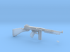 1/4 Scale 1941 Thompson Submachine Gun 3d printed