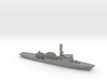 Thetis Class Frigate 3d printed