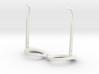 Dushka Glasses 3d printed