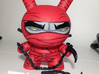 "All ninja weapons for the 8"" inch Dunny 3d printed"