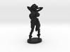 TOPLESS Captain Veronika Red RPG 40mm Mini 3d printed