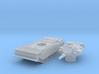 centurion AVRE scale 1/160 3d printed