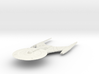 """Federation USS Discovery V4 5.2"""" long 3d printed"""