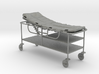 hospital gurney 1:24 scale 3d printed