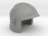 Fire Helmet Gallet 3d printed