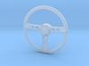 1/25 GTS Steering Wheel 3d printed