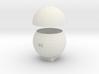 chiliSpice jar 3d printed