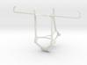 Controller mount for Steam & Asus Zenfone 2 Laser  3d printed