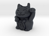 Lucky Cat Charm 3d printed