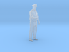Motorman / Operator Figure HO & O Scales 3d printed