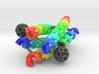 De novo Fullerene Organizing Peptide 3d printed