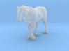 Draft Horse w/Harness 3d printed