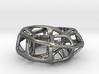 Mobius Torus - Pendant in Cast Metals 3d printed