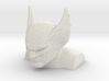 Wolverine voxelized 3d printed