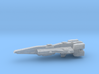 SCI FI Deep Space Void Cruiser, highly detailed 3d printed