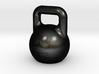 beast mode 200gram kettlebell 3d printed