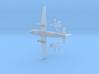 041A Grumman G-159 Gulfstream 1/144 FUD 3d printed