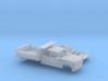 1/160 1999-02 Chevy Silverado CrewCab Dump Kit 3d printed