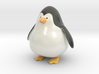 Punge the Penguin 3d printed