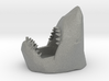 N Scale Shark Attack  3d printed This is a render not a picture