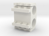 Sentinel Laser Sight/Flashlight PEQ 3d printed