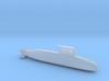 Walrus-class submarine, Full Hull, 1/2400 3d printed