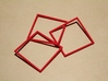 Interlocking Square Bracelets Medium 3d printed
