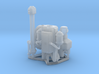 Squire-Engine Autobombard (long barrel) 3d printed