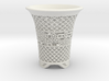 "Neo Pot - Model 7 - Size 3.0 (3.7"" OD) 3d printed"