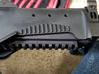 LCT SR-3M Bottom Rail 3d printed Installed/with handguard
