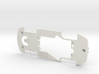 PSCA01001 Chassis for Carrera Porsche 911 GT3 3d printed