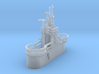 1/350 US Gato Conning Tower (Fairwater) 3d printed