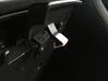 Dodge Challenger Armrest repair - 5 Hook Shells OS 3d printed A hook shell in place.