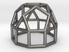 0776 J21 Elongated Pentagonal Cupola (a=1cm) #1 3d printed