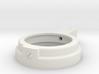 MG08/15 Maxim Steamport Lock ring 3d printed