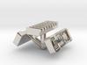Korbanth Crossguard 2.0 - Emitter Inserts Style1 3d printed
