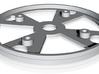 Zwischenplatte mit Arretierbund kaadesign 3d printed